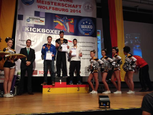 Kampfsport Wolfsburg